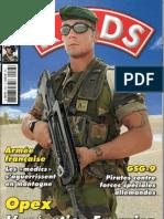 L'operation Epervier,RAIDS N°278,2009.júli.