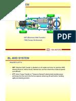 Sorento BL 4WD
