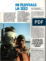 Mission fluviale pour la 223,RAIDS N°7,1986.dec.