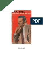 Julio Sosa - Dos Horas Antes Del Alba - Libro de Poemas