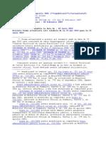 Legea 215-2001 reactualizata 2012