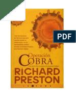 Operacion Cobra - Richard Preston