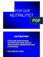 Presentacion Porque Nutrilite
