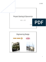Project Costing and Economics