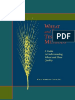 Wheat and Flour Testing Methods Book