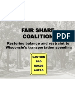 Fair Share Coalition July 17