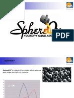 Product Presentation SphereOX - Chromite