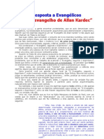 058 Alamar Regis - o Tal Evangelho de Allan Kardec
