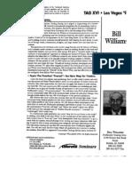 Bill Williams -Workbook