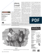 Letters&Email--Beverly Hills Weekly, Issue #669