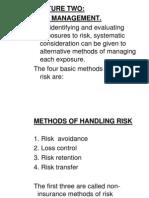Riski Management
