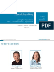 Customer Centricity in Healthcare