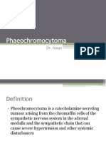 Phaeochromocytoma