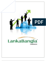 Report on Lankabangla Finance Limited by towhidul
