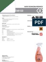 Sanitar s3 Karta Techniczna Eksporter
