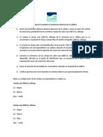Instructivo para la conexión al suministro eléctrico de la caldera