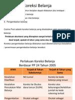 Akuntansi Pemerintahan Belanja