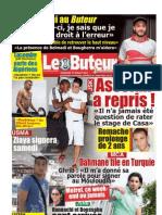 LE BUTEUR PDF du 27/07/2012
