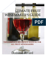 Ultimate Fruit Winemaker's Guide Intro