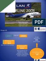 Lan Airlines en 2008