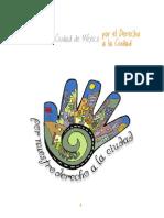 Carta Ciudad Mexico