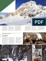 Alpine Style - Dolomites