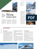 Alpine Style - October 2012 - Dolomites