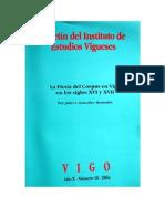 La Fiesta Del Corpus en Vigo