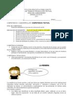 Guia 2 Competencia Textual Octavo