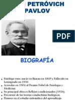 Ivan Pavlov - Condicionamiento ClasicoII