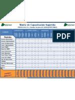 Matriz Sugerida de Capacitacion SI-S-18 PDVSA