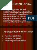 TEORI HUMAN CAPITAL.ppt