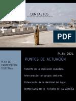 Workshop_Seaboard landscape in La Azohía, Cartagena/////Taller de paisaje litoral de la Azohía