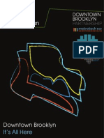 Downtown Brooklyn Partnership Strategic Plan Summary July 2012