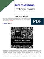 Análise de Imagens para ENEM e UERJ
