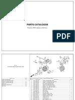 Passion Pro parts catalogue