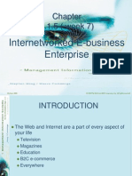Week 7 - Internetwork E-Business Enterprise 231011