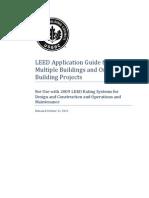 LEED Multibuilding