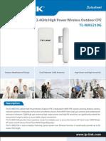 TL WA5210G Datasheet