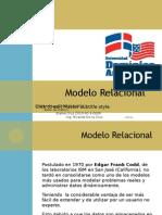Modelo Relacional -Elaine y Chalibel