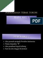 Permaianan Tebak Tokoh & Peer Teaching Ips Plpg 2012