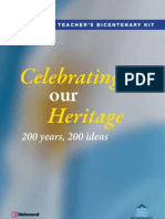 Celebrating our heritage