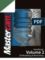 SAMPLE MastercamX6 Handbook Vol-2