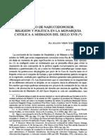 Religion y Politica en La Monarquia Catolica Del sXVII