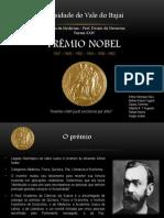 Prêmio Nobel de Medicina 1947 - 1962