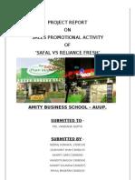 20684119 Sales Management Project