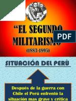 2-MILITARISMO