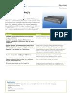 1000 Media Gateway Ds