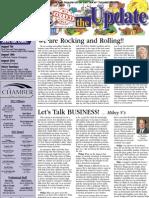 Tulare Chamber of Commerce newsletter