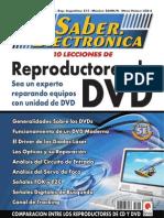 10 Lecciones de Reproductores de Dvd - Club Saber Electronica